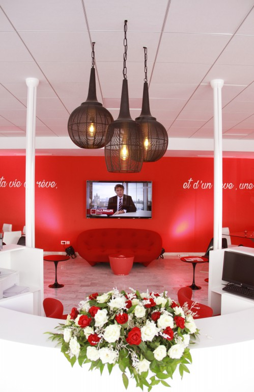 Groupe de la 1ère université privée en Tunisie