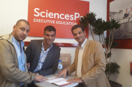 UCG ET SCIENCES PO PARIS, UN DEFI PROFESSIONNEL INTERNATIONAL REUSSI