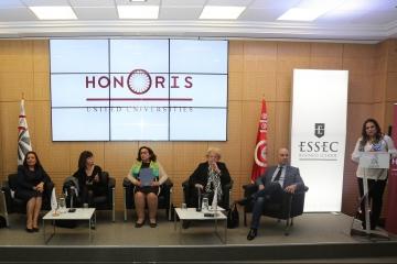 Cérémonie de lancement du programme Women Board Ready